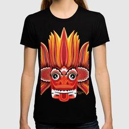 Sri Lankan Fire Demon T-shirt