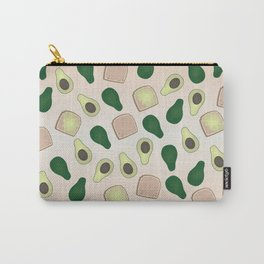 AvocadoToast Carry-All Pouch