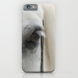 Horse Soul iPhone Case