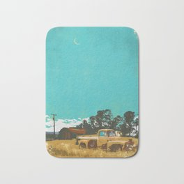 FIELD TRUCK Bath Mat