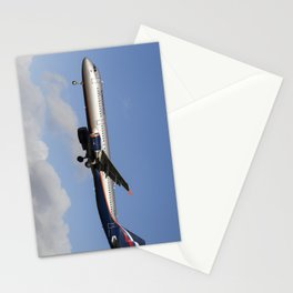 Aeroflot Airbus A321 Stationery Cards
