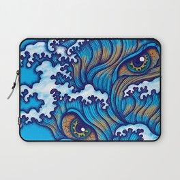 Spirit of the waves Laptop Sleeve