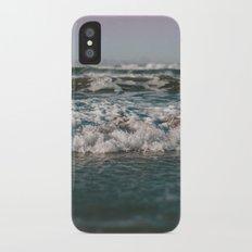 Ocean Crash iPhone X Slim Case