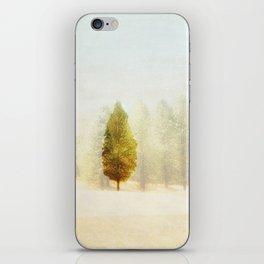 All Alone iPhone Skin