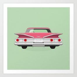 60 Impala Art Print
