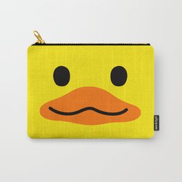 Sketchy Duck Carry-All Pouch