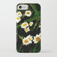 daisies iPhone & iPod Cases featuring Daisies by James Peart