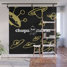 CHUPACABRAS - Gold & Black Edition Wall Mural