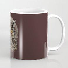 Zombie Owl Mug