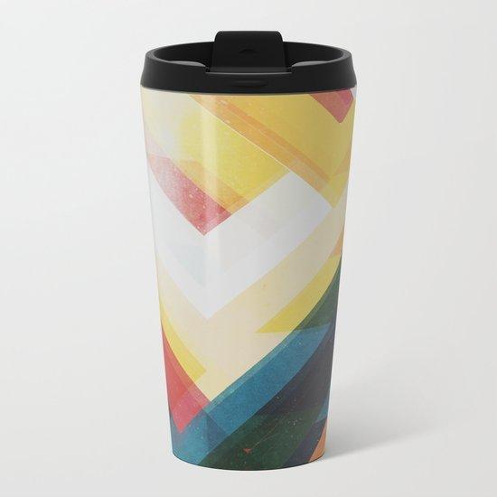 Mountain of energy Metal Travel Mug