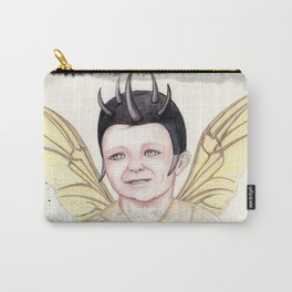 Rhino Beetle Boy Carry-All Pouch