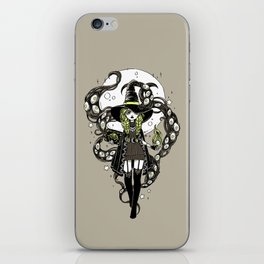 Walpurgis Night iPhone Skin