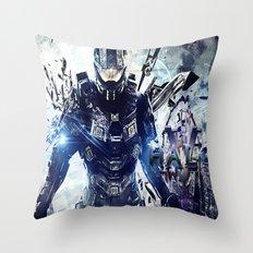 halo 5 Throw Pillow
