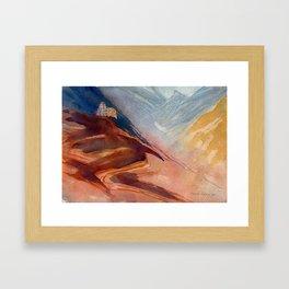 Hermits' Way Framed Art Print