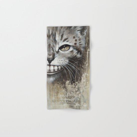 Le chat Hand & Bath Towel