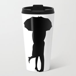 Under The Umbrella Of Love Travel Mug