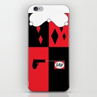 harley iPhone & iPod Skins featuring Harley by TH Graphic Designs