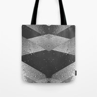 playstation Tote Bags featuring Abstract by eARTh