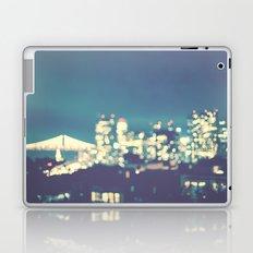 San Francisco Twinkle Laptop & iPad Skin