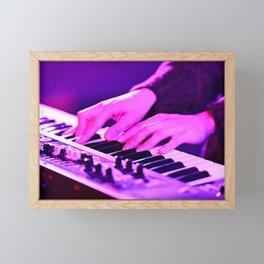 Hot Hands Framed Mini Art Print