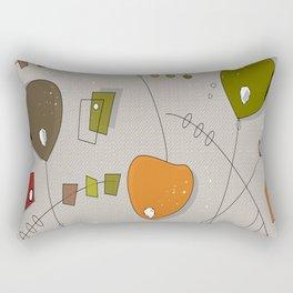 Bouncing Mobiles Rectangular Pillow