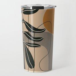 Abstract Shapes 04 Travel Mug