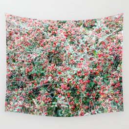 Creeping Cotoneaster Wall Tapestry