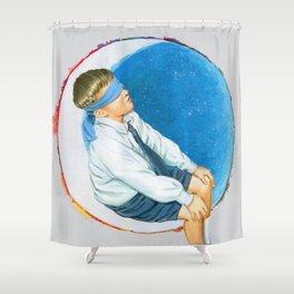 moonboy Shower Curtain