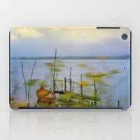 wind iPad Cases featuring Wind by ipixel- Ana