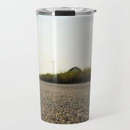 Dreaming a new way Travel Mug