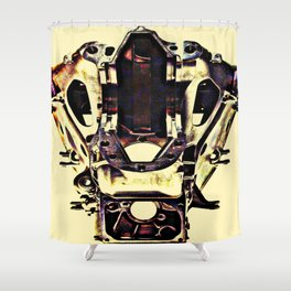 ARMURE Shower Curtain