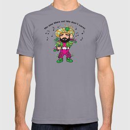 Epic Football Parade Man T-shirt