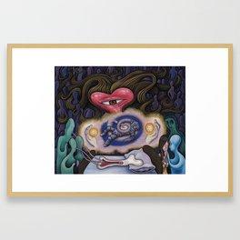 Evagria The Faithful Framed Art Print