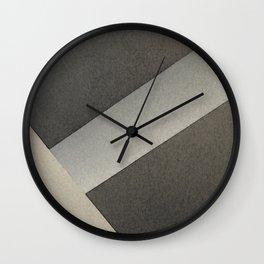 Paris: Maison La Roche Wall Clock