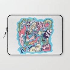 Doodle #2389 Laptop Sleeve
