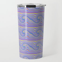 Wavy Wave Travel Mug