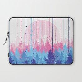 rainy forest 2 Laptop Sleeve