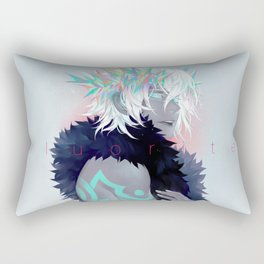 f l u o r i t e Rectangular Pillow