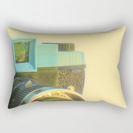 Diana Camera TtV Photo Rectangular Pillow