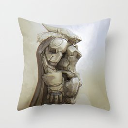 The Baron Throw Pillow