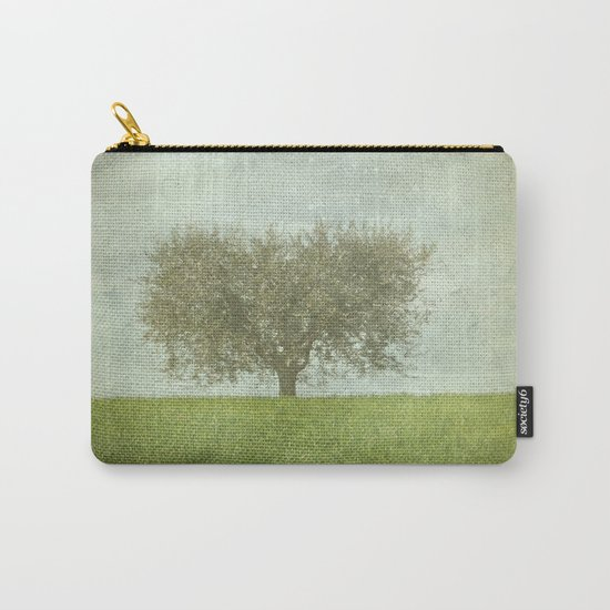 The Lone Olive Tree Carry-All Pouch