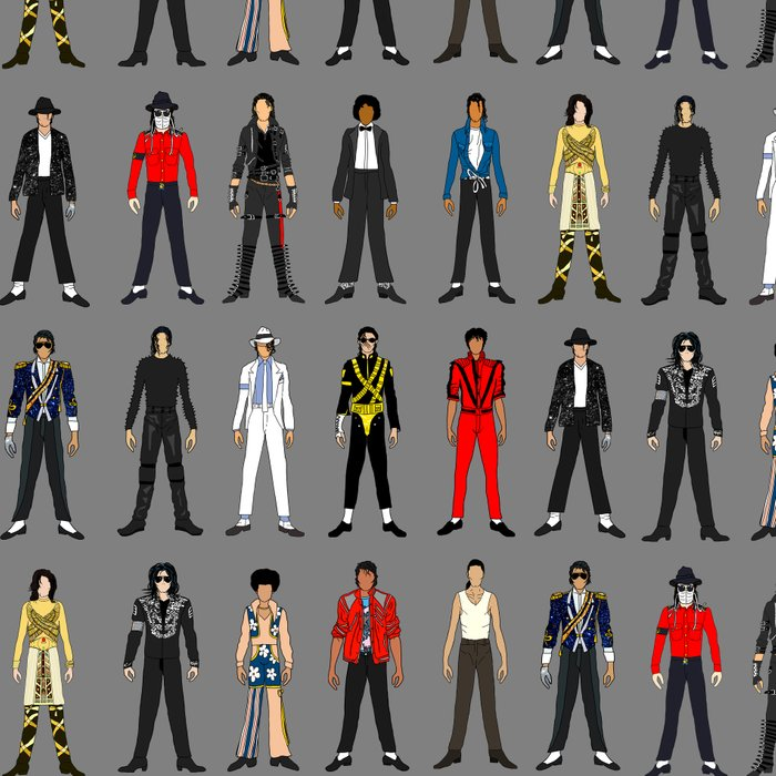 Outfits of King MJ Pop Music Leggings