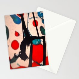 colors & shadows Stationery Cards