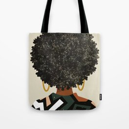 Black Art Matters Tote Bag