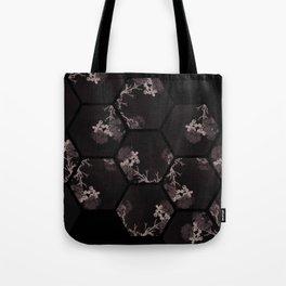 Hexagon Dreams Tote Bag
