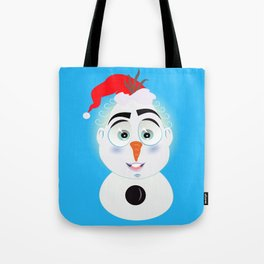 Lolo AlfsToys wants to become in Olaf Tote Bag