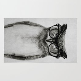 Mr. Owl Rug