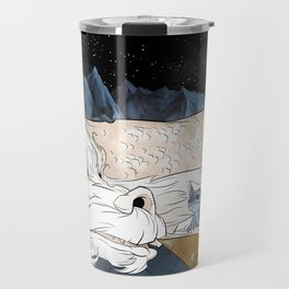 How to Train Your Stitch: Reading Lessons with Falcor Travel Mug