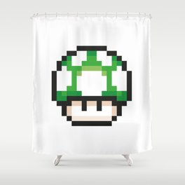 Extra Life Shower Curtain