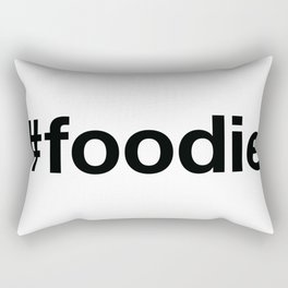 FOODIE Rectangular Pillow